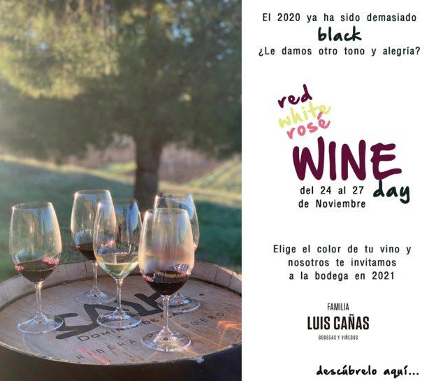 Black Friday - Wine Day